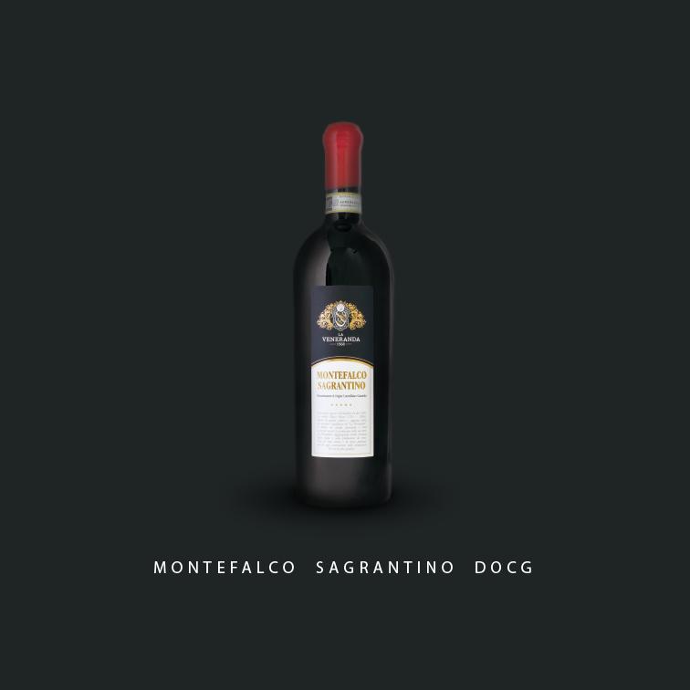 vino Sagrantino di Montefalco La veneranda